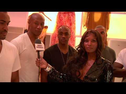 jett interviews fashion week male models