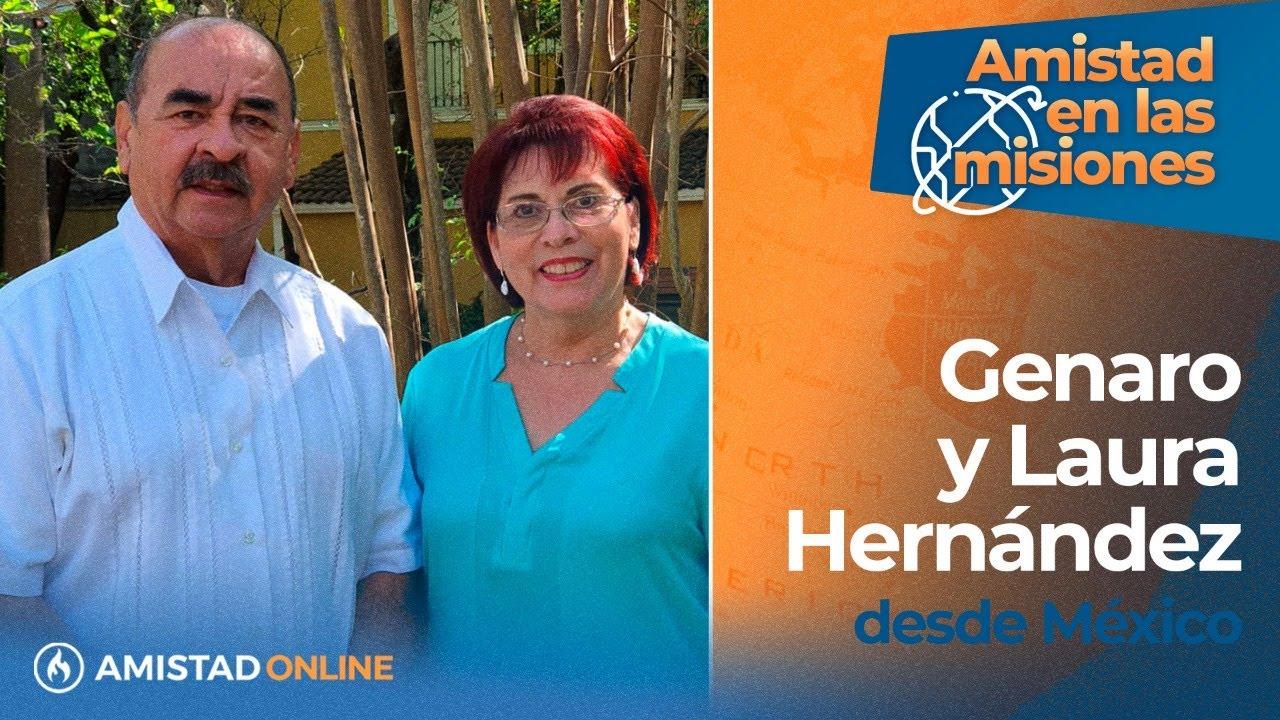 Amistad en las Misiones con Genaro y Laura Hdz de Misiones Locales (19 Oct, 2020)