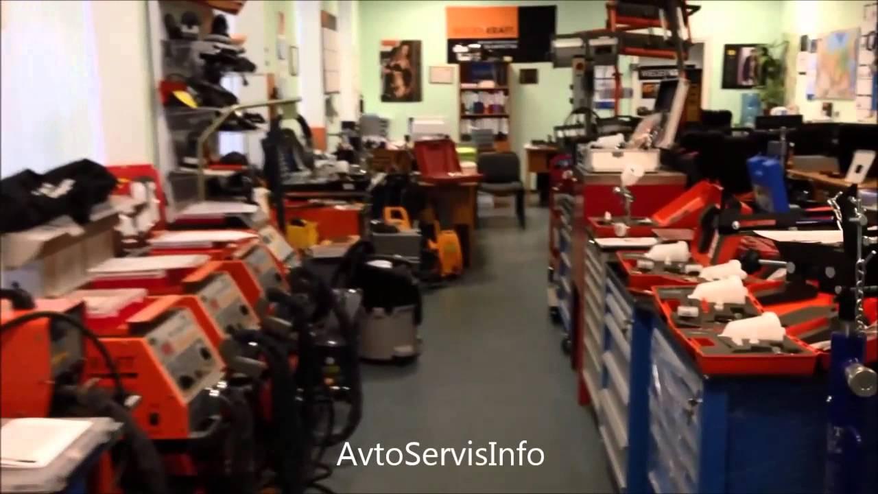 NORDBERG. Оборудование для автосервиса. - YouTube