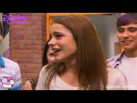 Violetta - Momento Musical : Vilu y los chicos cantan 'Ser Mejor''