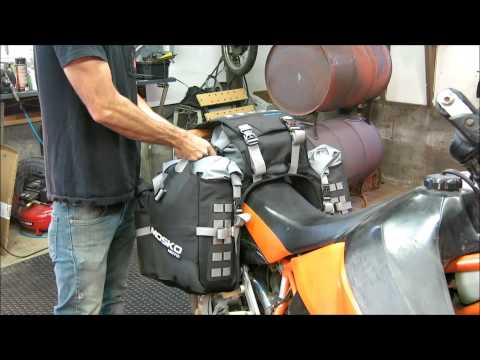 Mosko Moto - Reckless 80L - Rackless Pannier/Duffle System