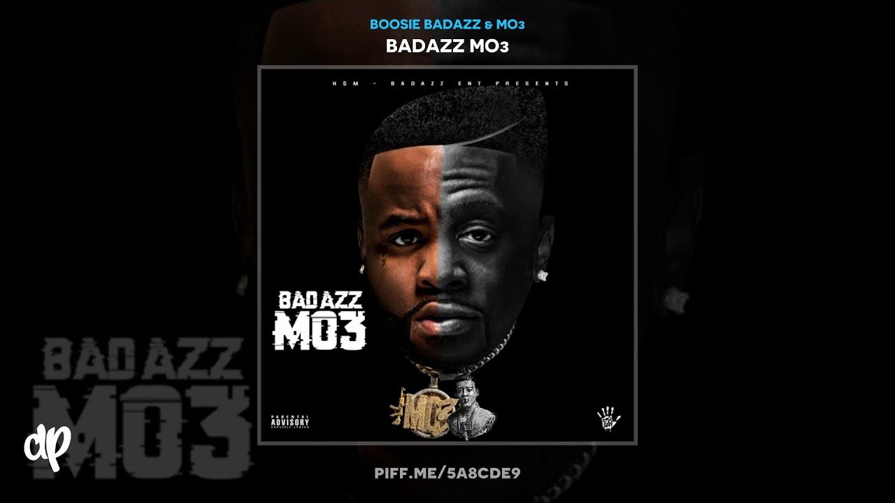 Boosie Badazz & MO3 — Badazz Smoke [Badazz Mo3]