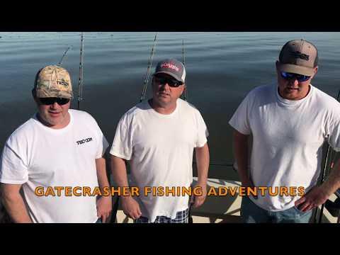 Guide Raith Heryford Goes Sturgeon Fishing - GATECRASHER