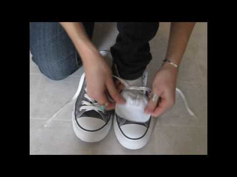 5ffa4b483dcce4 2 ways to tie your converse - All Star Converse video - Fanpop - Page 4