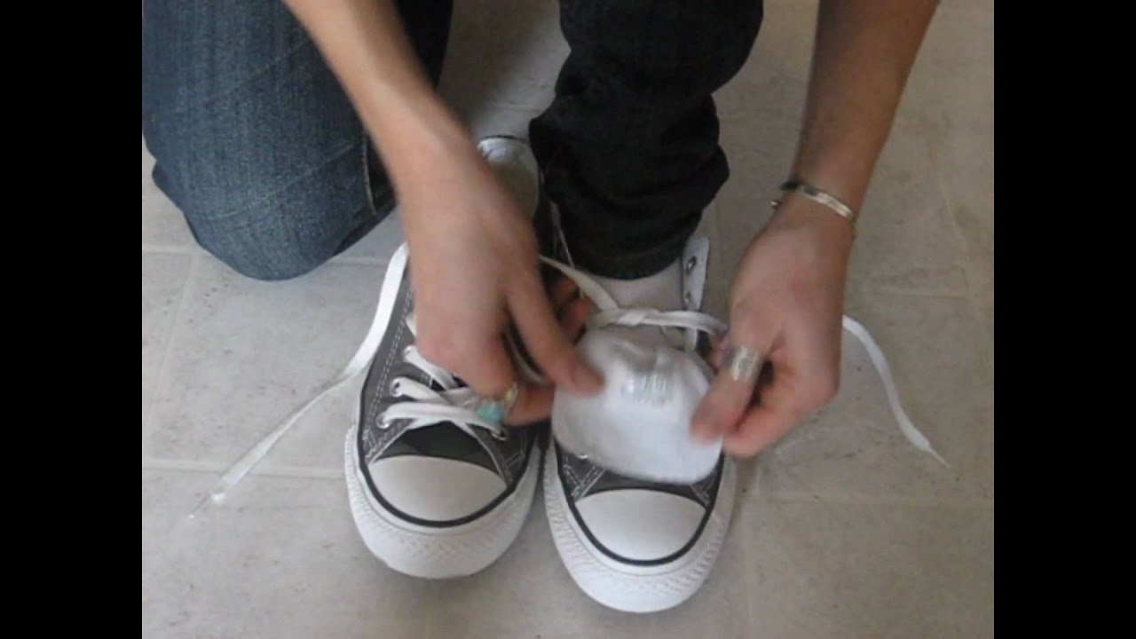 e0e786f73f85 How to wear converse with skinny jeans! - YouTube