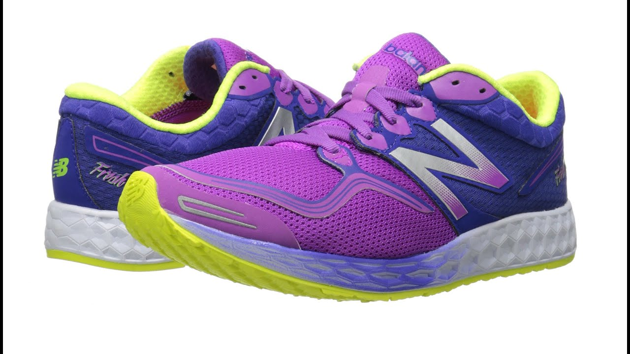 ladies new balance running shoes