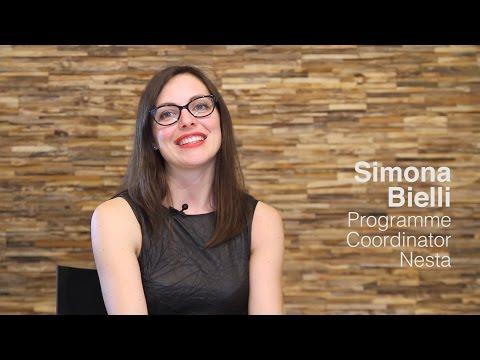 Simona Bielli, Nesta - Europe's Corporate Startup Stars