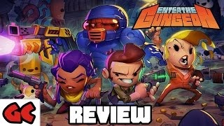 Enter the Gungeon   Review // Test