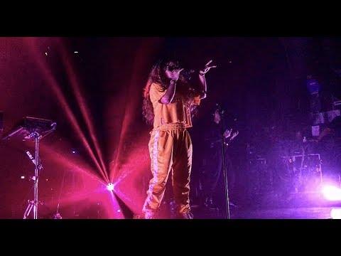 H.E.R. Live @ El Rey Theatre [[FULL CONCERT]] Lights On Tour 11/25/17