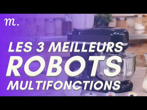 🥇TOP 3 ROBOTS MULTIFONCTIONS (2020)