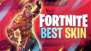THE BEST SKIN IN FORTNITE