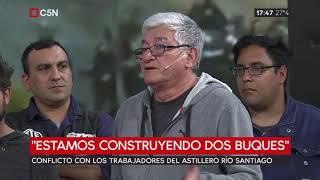 Astillero Río Santiago: La Justicia ratificó los descuentos a los trabajadores (parte 2)