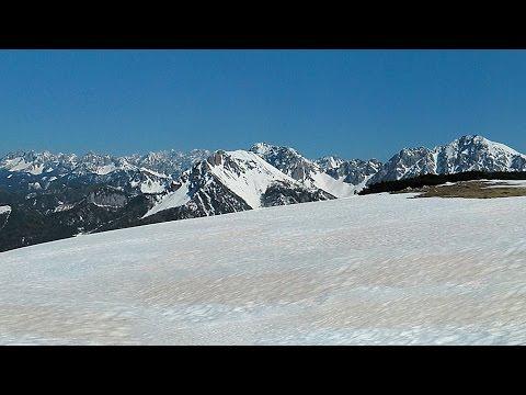 Turni smuk Struška / Veliki vrh - Skitouren Bärentaler Kotschna - Ski mountaineering