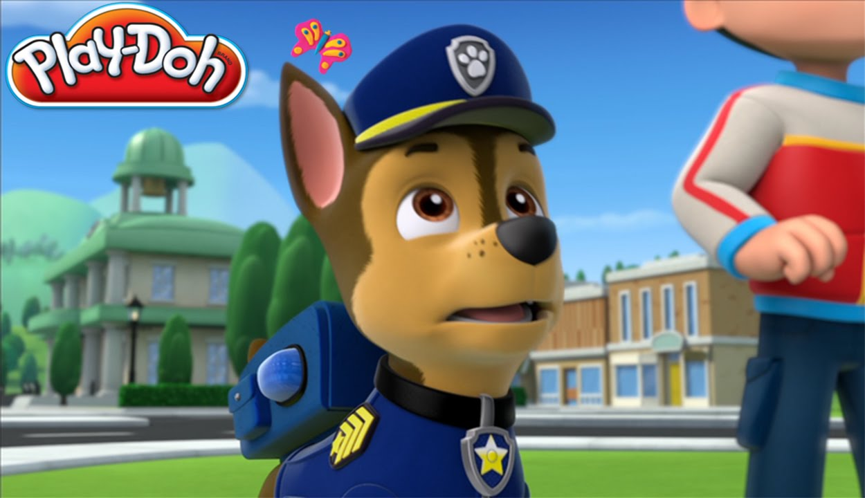 фото гонщика из щенячий патруль
