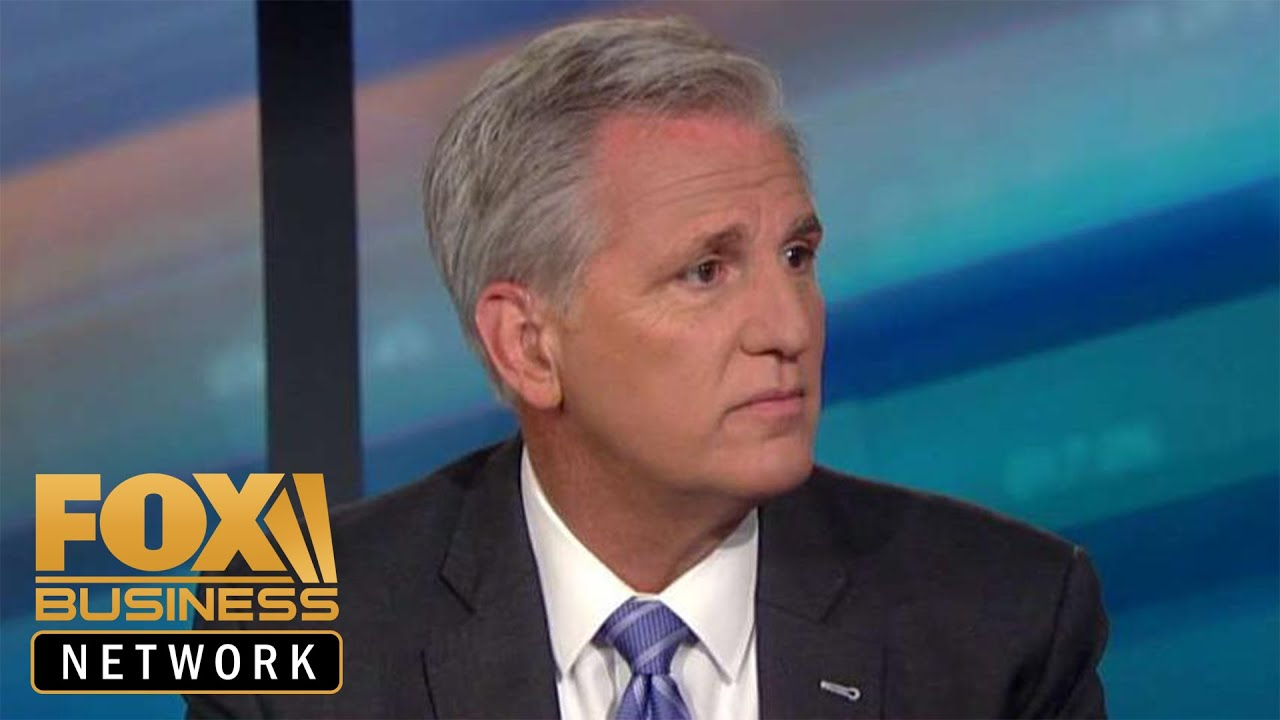McCarthy: If Pelosi brings USMCA to the floor, it will pass