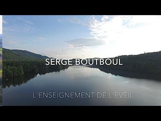 Serge Boutboul- L'enseignement de l'éveil