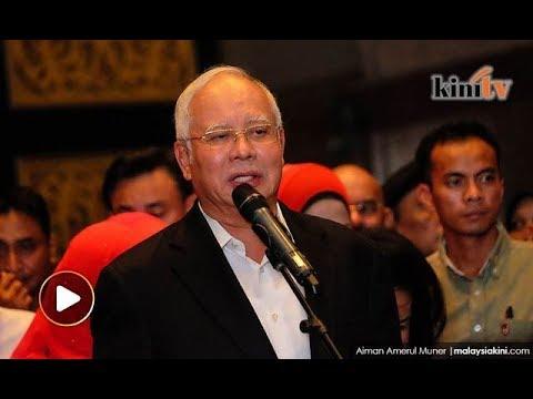 Giliran Najib 'serang': Tun M bayar jutaan RM nak jumpa Bush