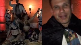 Video Jason Genova Party with Hot Star Wars Girls download MP3, 3GP, MP4, WEBM, AVI, FLV Desember 2017
