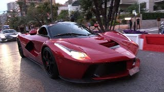 Ferrari LaFerrari - Exhaust SOUNDS on the Road!