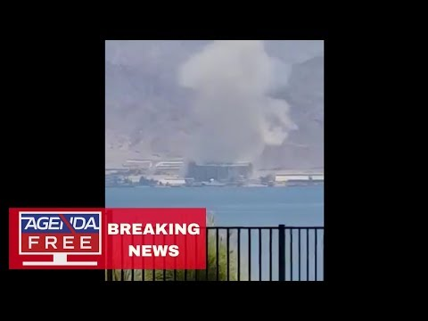 Explosion in Aqaba, Jordan - LIVE BREAKING NEWS COVERAGE
