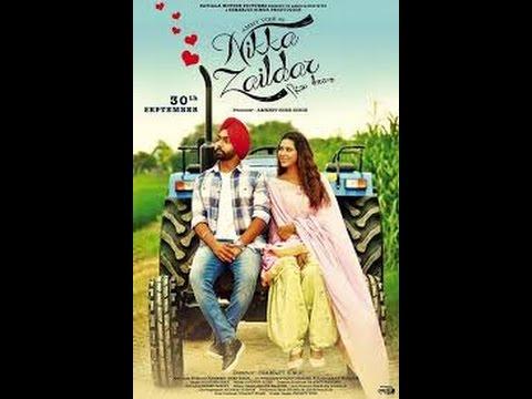 Nikka Zaildar 2016 ||  Punjabi Movie Complete ||