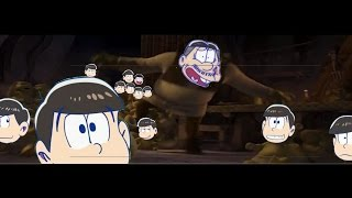 Shrek's nightmare but every baby is replaced with a Matsu
