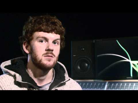 Lewys Reese, BA Music Technology Specialist student