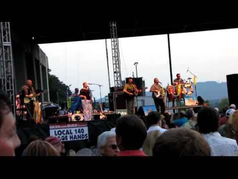 A1A Jimmy Buffett Tribute Band  Chattanooga, TN Riverbend Festival 61111
