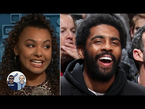 [ESPN] Kyrie Irving isn't faking his shoulder injury – Malika Andrews | Jalen & Jacoby