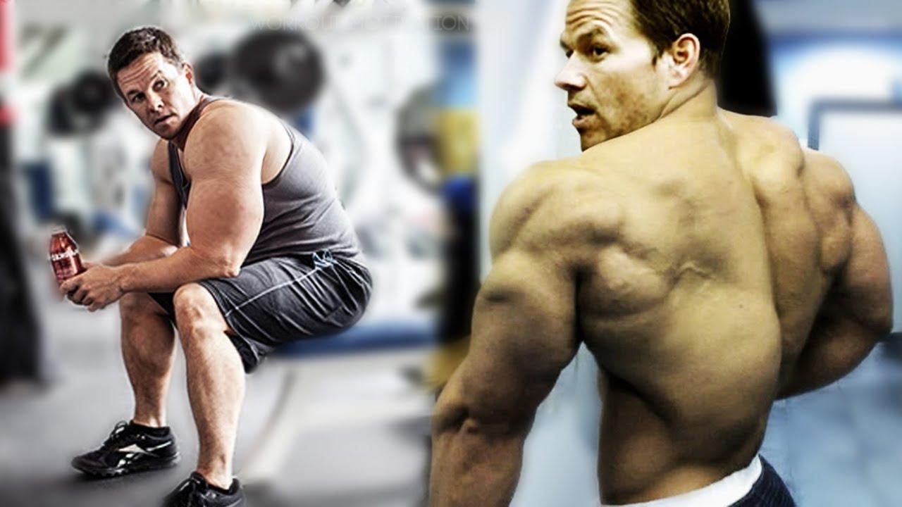 Celebrity Workout - New Training Mark Wahlberg ...