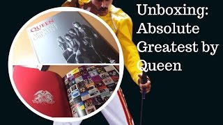 Baixar Unboxing: Absolute Greatest [Book Edition] - Queen