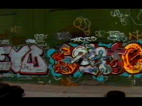 SOUTH BANK history of hip hop RAPPING PT1 KRS ONE THE BRONX GRANDMASTER FLASH AFRICA BAMBATA