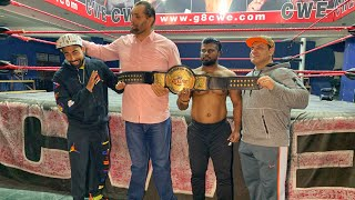 Live GREAT KHALI Vs Gauravzone WWE Fight In Jalandhar