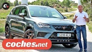 Cupra Ateca | Primera prueba / Test / Review en español | coches.net