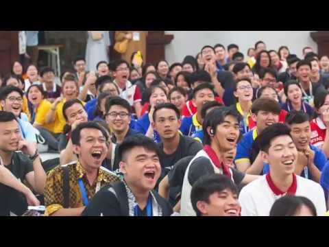2018IBYAC國際佛光青年會議大會歌-走出去step out