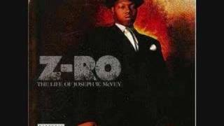Z-RO - I Hate You B**** Screwed and Chopped