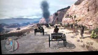 Red Dead Redemption Chariot Race from Hell