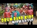 Funny ! Drumband anak tk with Uyyus - Drumband anak tk terbaik ✿ Uyyus FunVideo