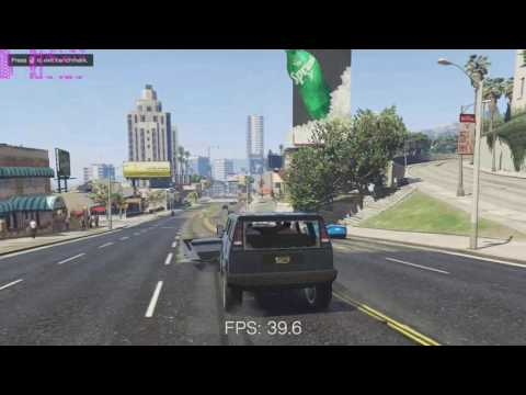 Gta On Pentium G4560 Gt730 Ddr4 Gb Ram Benchmark And Gameplay