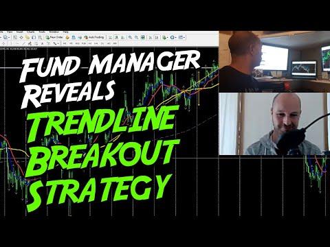 Forex Fund Manager Reveals Trendline Break Strategy