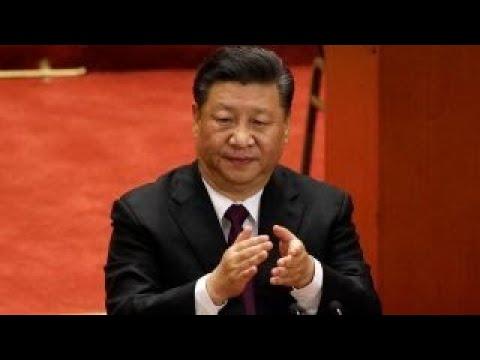Asian markets fall after Xi Jinping's speech