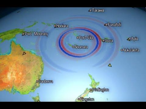 Earthquakes, Solar Eruption, Snow Record | S0 News Apr.29.2016