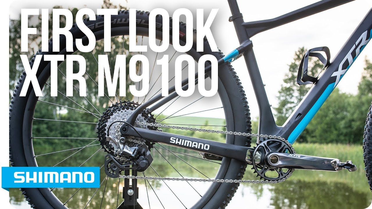 First Look: XTR M9100 | SHIMANO - YouTube