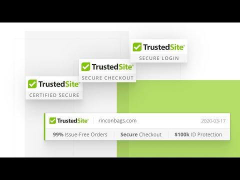 TrustedSite product video