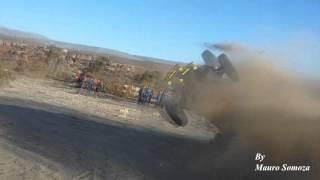 Accidente  Baja 1000 En Ejido Erendira 20/11/2015 ( baja 1000 crash 2015 )