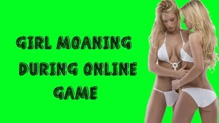 CSGO: Funny Moments Ep.10 | GIRL MOANING DURING ONLINE GAME!!!!