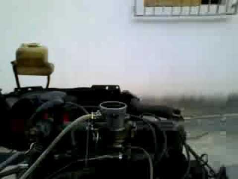 motor ford Gt (1) 1ª eva