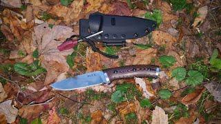 Buck survival knife!