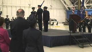 316th Wing Change of Command.wmv