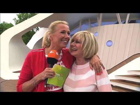 Mary Roos zu Gast im ZDF Fernsehgarten 20 05 2018